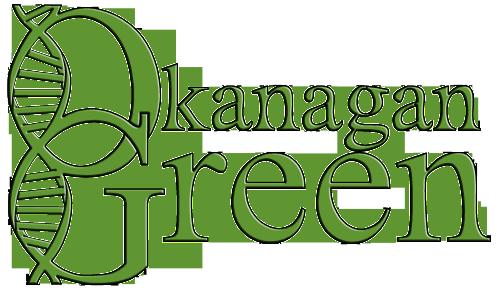 Okanagan Green Logo Full