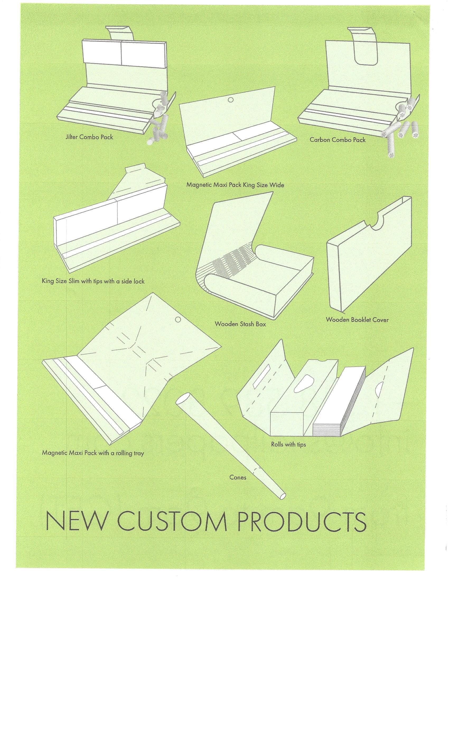 2TN Catalog New Custom Products